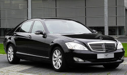 Germany-State-Car-Mercedes-Benz-S600L